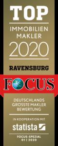 Top Immobilienmakler Ravensburg