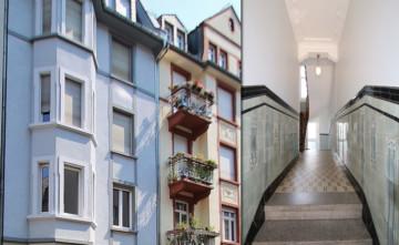 Jugendstilwohnung in bester Lage in Frankfurt amMain,  Frankfurt, Etagenwohnung