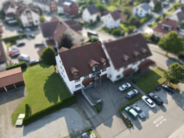 Solide Kapitalanlage! 7‑Familienhaus in Ravensburg – Oberzell, 88213 Ravensburg / Oberzell, Mehrfamilienhaus