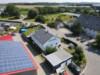Vielseitiges Wohnhaus mit zusätzlichem Gewerbegrundstück in Aulendorf - Luftbild 3
