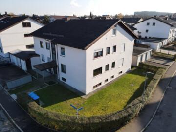 Bevorzugte Wohnlage – solides 6‑Familienhaus in Bad Waldsee, 88339 Bad Waldsee, Mehrfamilienhaus