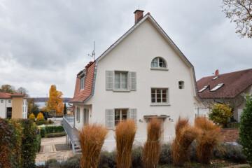 Aussergewöhnlich saniertes Domizil mit Bodenseeblick in exponierter Aussichtslage bei Überlingen, 88662 Überlingen / Nußdorf, Villa