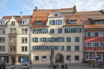 Historisches Immobilienensemble in der Altstadt von Ravensburg * Zwei Mehrfamilienhäuser in der Oberstadt, 88212 Ravensburg, Mehrfamilienhaus