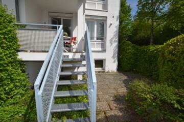 Hell + großzügig: 3,5 Zimmer- Wohnung in der Ravensburger Weststadt, 88213 Ravensburg, Erdgeschosswohnung