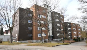 Ravensburg-Sonnenbüchel: Helle 3‑Zimmer-Wohnung mit Süd-Balkon, 88212 Ravensburg, Etagenwohnung