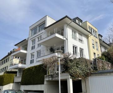 Bestlage von Ravensburg – Großzügige 4,5- Zimmer Wohnung in Aussichtslage, 88214 Ravensburg, Terrassenwohnung