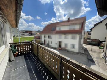 Bei Bad Wurzach – 3,5 Zimmer Maisonette-Wohnung, 88410 Bad Wurzach / Rohrbach, Maisonettewohnung