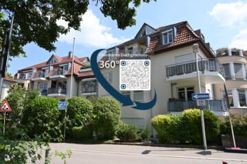 Charmante Dachgeschoss-Maisonettewohnung in der Ravensburger Innenstadt, 88212 Ravensburg, Dachgeschosswohnung