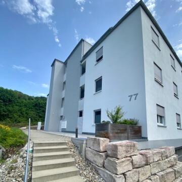 Sofort frei! Moderne 3‑Zimmer-Wohnung in Ravensburg mit Sonnenterrasse, 88212 Ravensburg, Erdgeschosswohnung