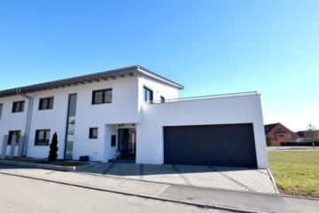 Neuwertiges & modernes DHH bei Ravensburg in Staig – Fronreute, 88273 Fronreute, Doppelhaushälfte