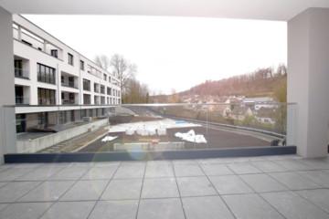 *Neubau-Erstbezug*. Exklusive stadtnahe  2‑Zimmer-Wohnung im Mühlen Viertel., 88212 Ravensburg, Etagenwohnung