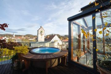 Extravagante Penthousewohnung im Stadtzentrum von Ravensburg, 88213 Ravensburg, Penthousewohnung