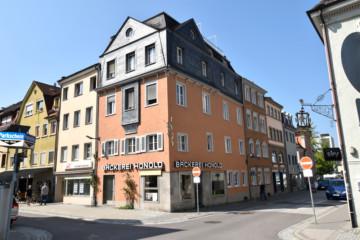 Historisches Wohn – und Geschäftshaus in der Altstadt von Ravensburg, 88212 Ravensburg, Haus