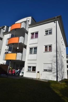 Sonnige 2,5 Zimmer-Wohnung in Ravensburg (Weststadt), 88213 Ravensburg, Etagenwohnung