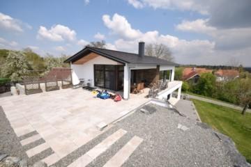Traumhaufte Aussicht – Einfamilienhaus bei Altshausen, 88361 Eichstegen, Einfamilienhaus