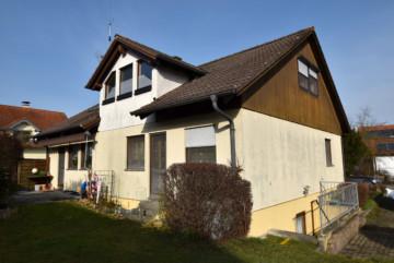 Solides Einfamilienhaus zwischen Riedlingen und Biberach, 88524 Uttenweiler, Einfamilienhaus