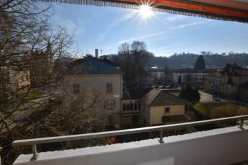 Ansprechende Stadtwohnung mit toller Aussicht über Ravensburg, 88212 Ravensburg, Etagenwohnung