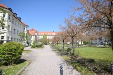 Gepflegte 4‑Zimmer Wohnung in gepflegter Anlage in der Oberstadt von Weingarten – Kapitalanlage!-, 88250 Weingarten, Etagenwohnung