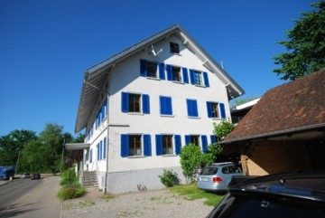 Großzügige Wohnung in historischem Gebäude in Friedrichshafen, 88045 Friedrichshafen, Wohnung