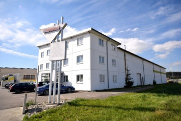 Gewerbeimmobiliezwischen Ravensburg und Biberach, 88436 Eberhardzell, Bürohaus