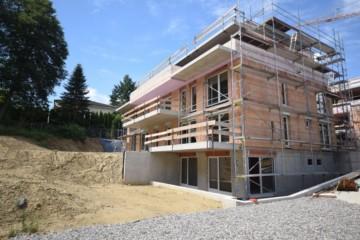 Fast wie eine DHH – Modernes Wohnen in Vorberg bei Ravensburg, 88276 Berg, Doppelhaushälfte