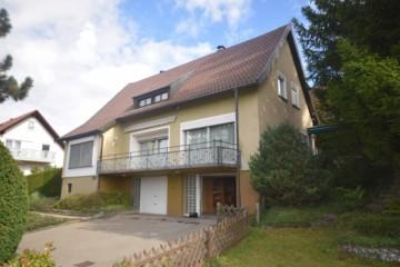 Schönes 2 Familienhaus in Aussichtslage von RavensburgSüd, 88214 Ravensburg / Sickenried, Zweifamilienhaus