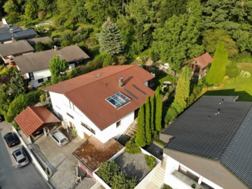 Großzügiges Mehrfamilienhaus in bevorzugter Wohn- und Aussichtslage von RavensburgSüd, 88214 Ravensburg / Sickenried, Mehrfamilienhaus