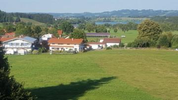 Aussergewöhnliches Baugrundstück mit Panoramablick in Niedersonthofen (Allgäu), 87448 Waltenhofen, Wohngrundstück