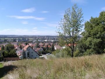 Baugrundstück in Hang- und Aussichtslage von Ravensburg-Süd, 88214 Ravensburg, Wohngrundstück